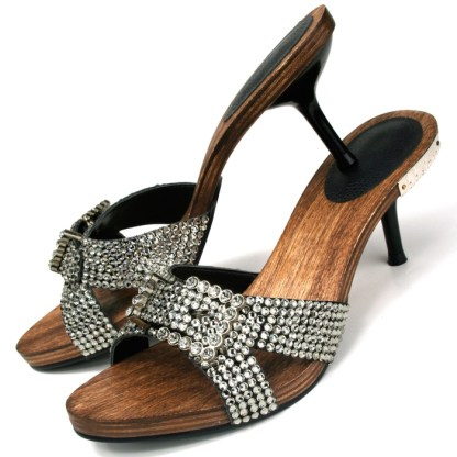 SHOES 3881-CLEAR