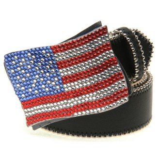 U.S.A. Flag B.B.SIMON BELT