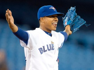 Marcus Stroman. Getty Images.
