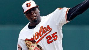 Dontrelle  Willis. Getty Images.