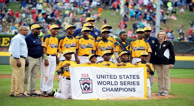 Jackie Robinson West. Getty Images.