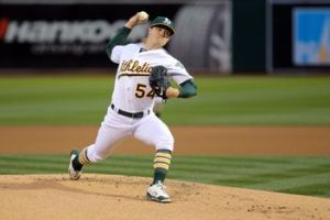 Sonny Gray. USA TODAY Sports.