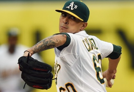 2015 A's, AL West, Zack Wheeler