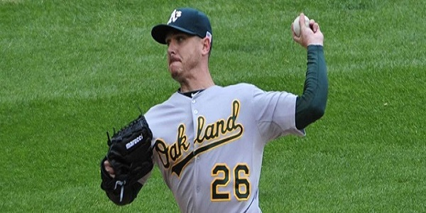 scott kazmir, oakland Athletics, MLB Hot Stove