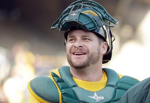 Stephen Vogt, first base