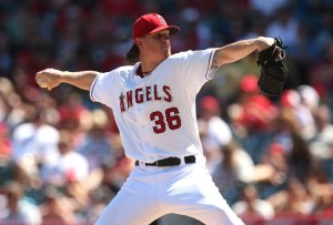 Jered Weaver, true ace