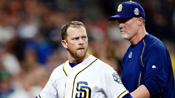 Mark McGwire & Andy Green