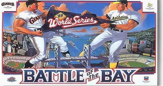 Battle of the Bay series trophy
