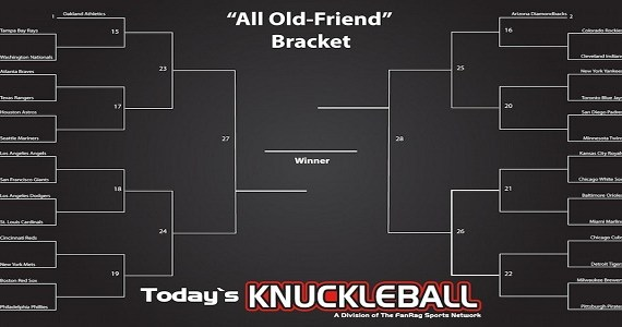 old friends bracket, round two, quarterfinals