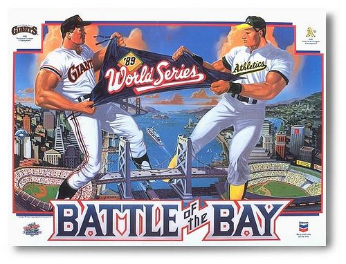 The 1989 Battle of the Bay.