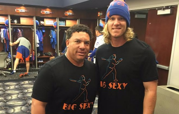 Colon and Syndergaard, thor