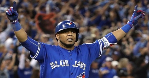 Edwin Encarnacion, thor, white cleat beat