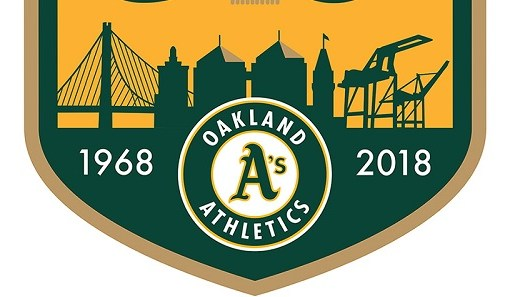 Oakland Athletics 50th Anniversary
