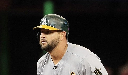 Oakland Athletics move Yonder Alonso in bizarre trade