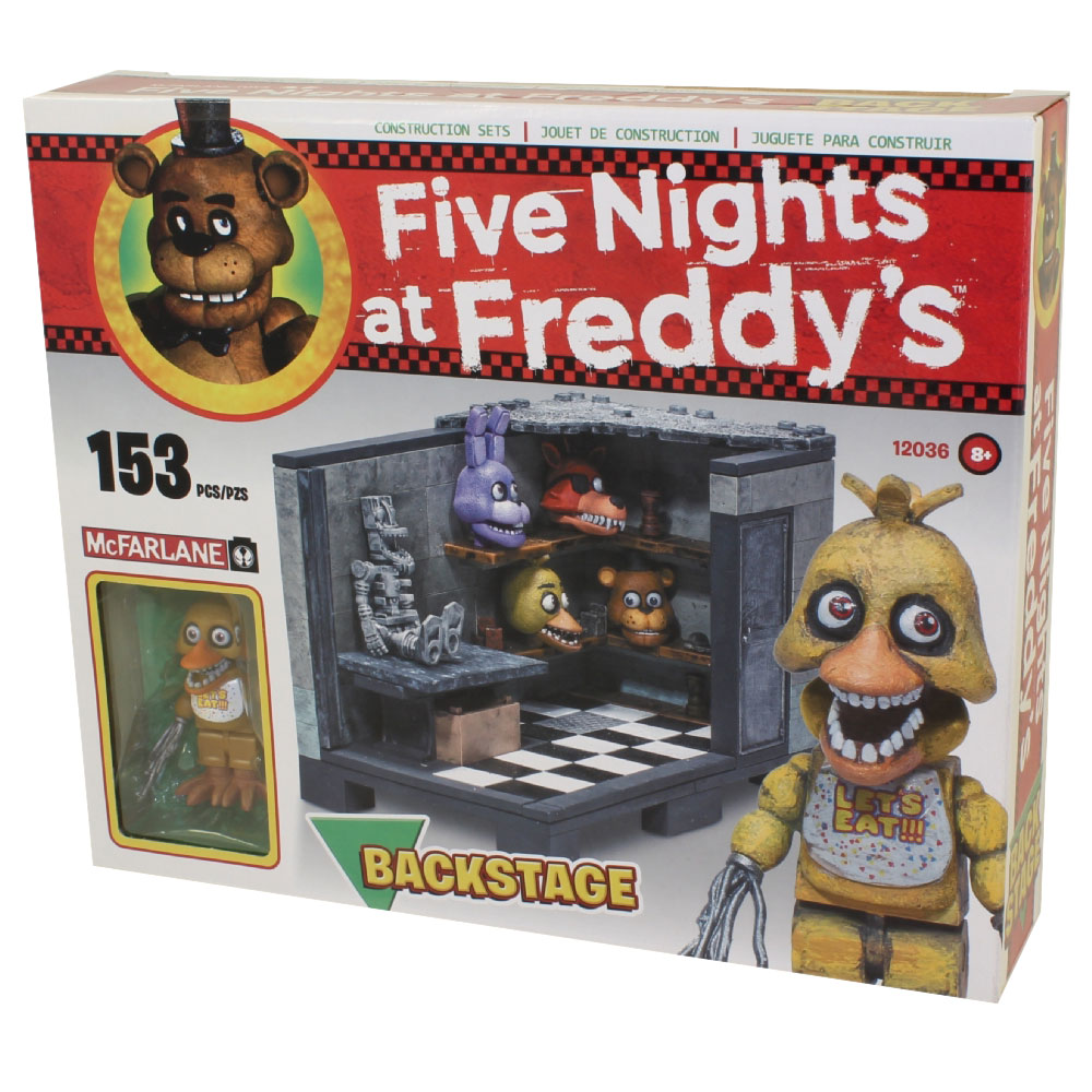 Buy five nights at freddys mcfarlane bed with nightmare
