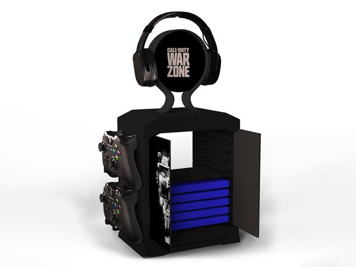 Call Of Duty: Warzone Gaming Locker Gallery Image 1