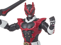 """Power Rangers in Space Legacy 6"""" Psycho Red Ranger"""