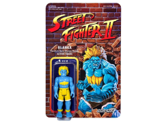 "Street Fighter II 3.75"" Retro Action Figure Champion Edition - Blanka"
