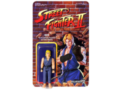 "Street Fighter II 3.75"" Retro Action Figure Champion Edition - Ken"