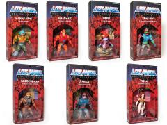 Masters of the Universe Vintage (Los Amos) Set of 7 Exclusive Figures