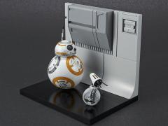 Star Wars BB-8 & D-O (Rise of Skywalker) 1/12 Scale Model Kit