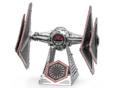 Star Wars Metal Earth Sith TIE Fighter (The Rise of Skywalker) Model Kit