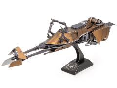 Star Wars Metal Earth Speeder Bike Model Kit