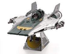 Star Wars Metal Earth Resistance A-Wing Fighter (The Rise of Skywalker) Model Kit