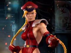 Street Fighter Shadaloo Cammy 1/4 Scale Statue Limited Edition