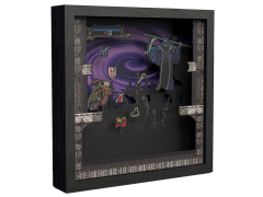 Castlevania Pixel Frames Symphony of the Night (6x6)