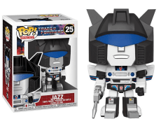 Pop! Animation: Transformers - Jazz
