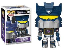 Pop! Animation: Transformers - Soundwave