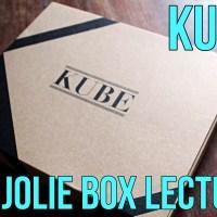 Ma jolie box lecture : La Kube 📚♥️