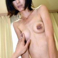 岡島奈穂美 37歳 スレンダー長乳首 「細身奥様の締まるマンコ」H0930