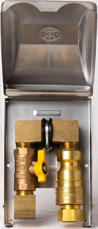 Natural Gas Splitter : natural, splitter, OUTLET, Burnaby, Manufacturing