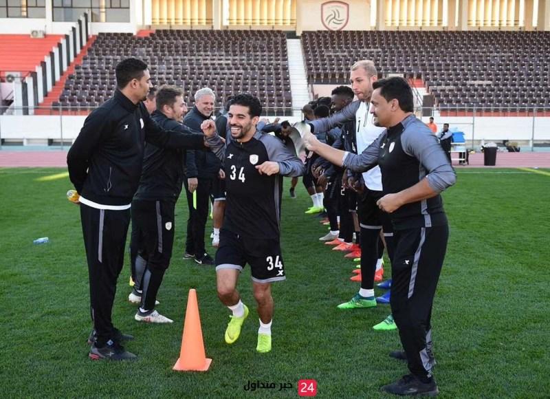 نادي الشباب يمنح قيادة الفريق الأول لكرة القدم للاعب الجزائري جمال بن العمري