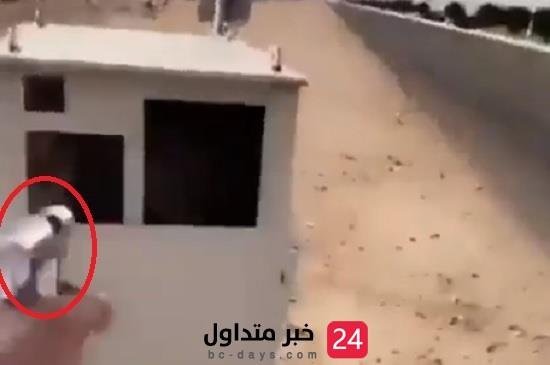 """أطلق ثلاث رصاصات على الكاميرا مجهول يتعمد إتلاف """"ساهر"""""""