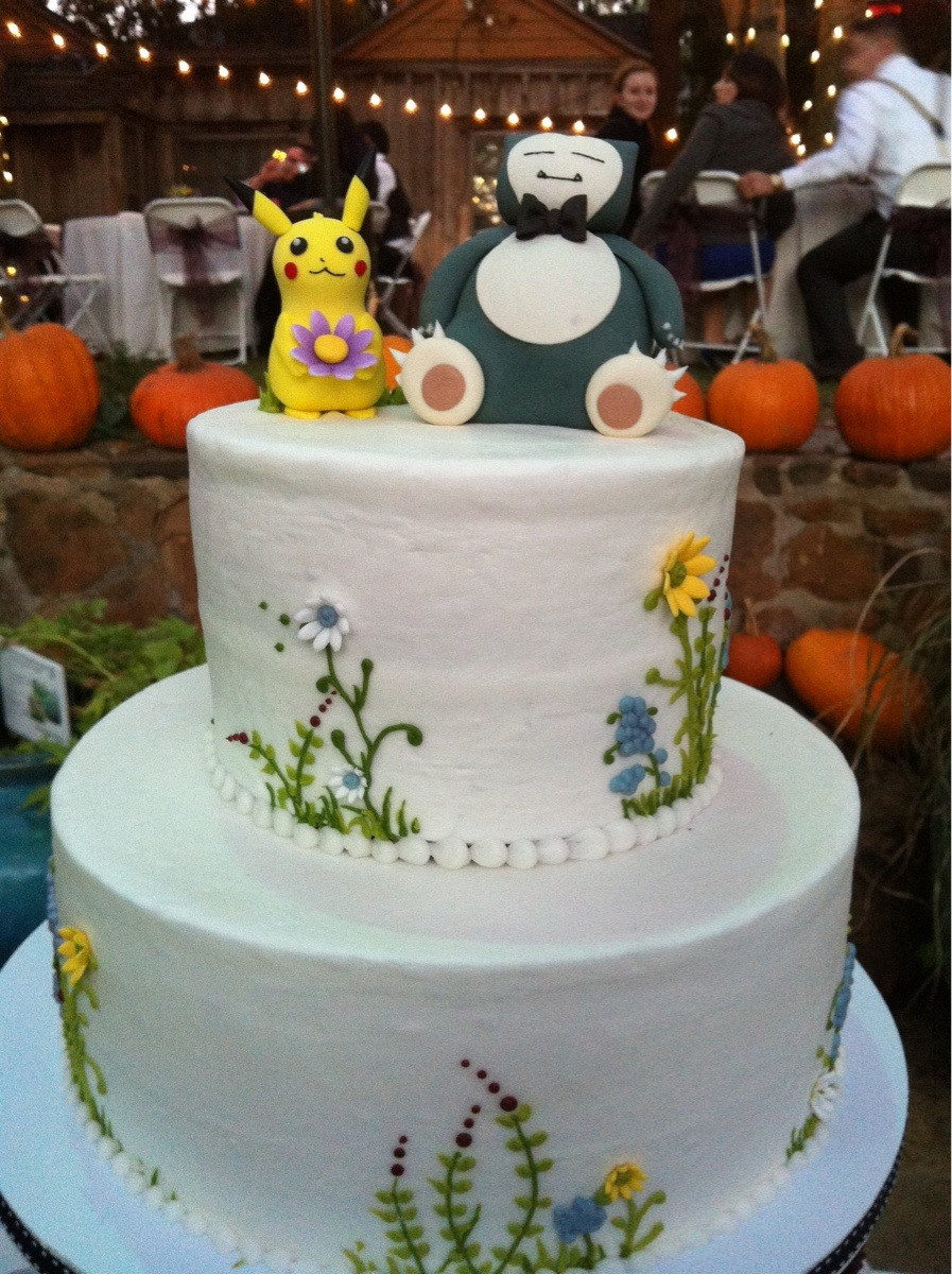 11 Beautiful Game Themed Wedding Cakes  BCGB