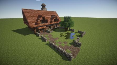 How to Build Your Very Own Cosy Cottage in Minecraft BC GB Gaming & Esports News & Blog