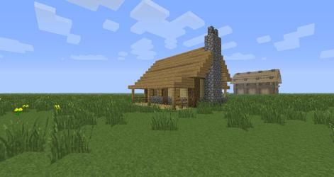How to Build One of Many Houses in Your Next Minecraft Village BC GB Gaming & Esports News & Blog