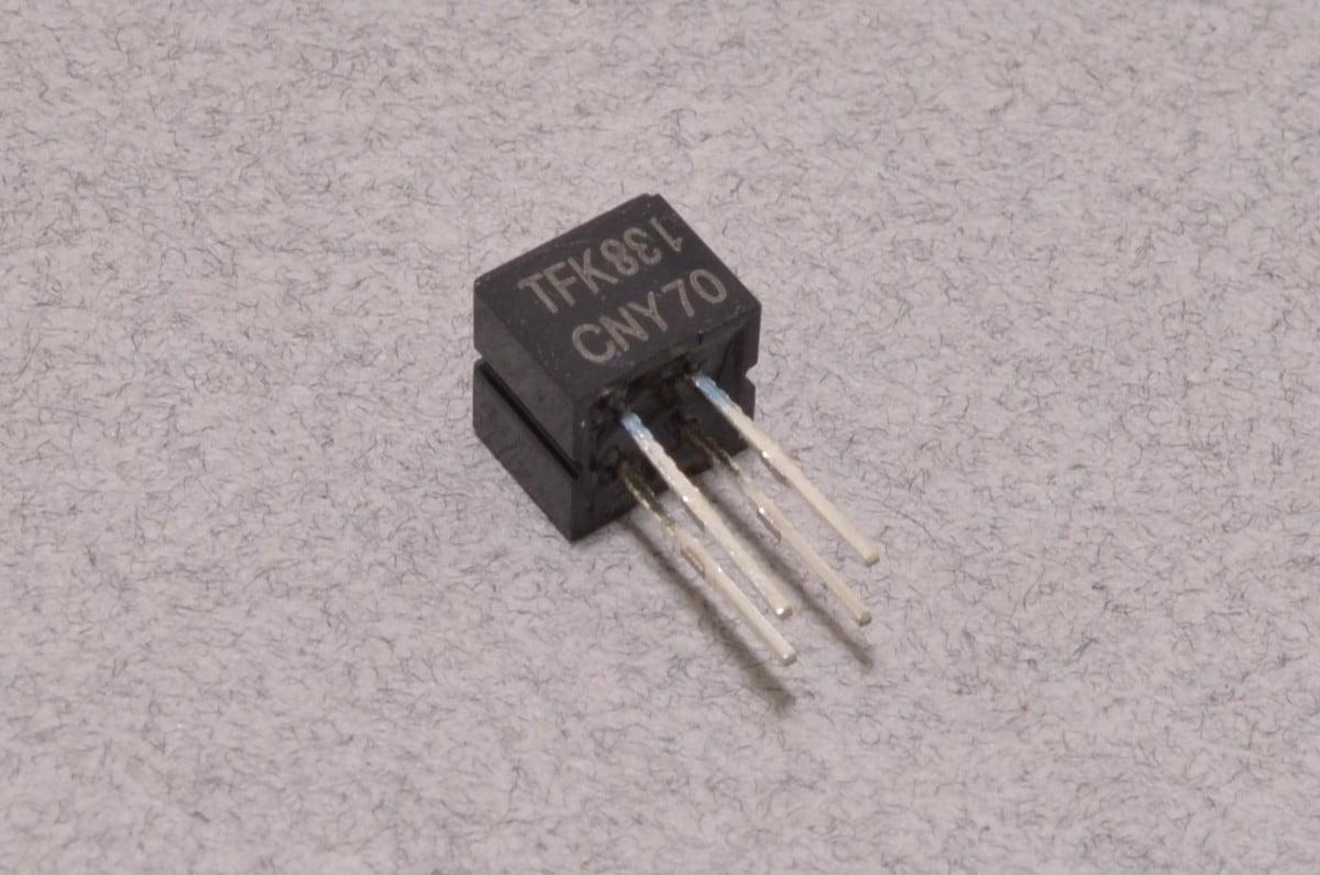 Cny70 Reflectance Sensor