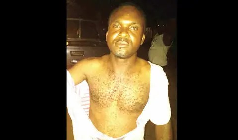 Image result for Pictures of the Anambra State Chief Fire Officer, Martin Agbili,