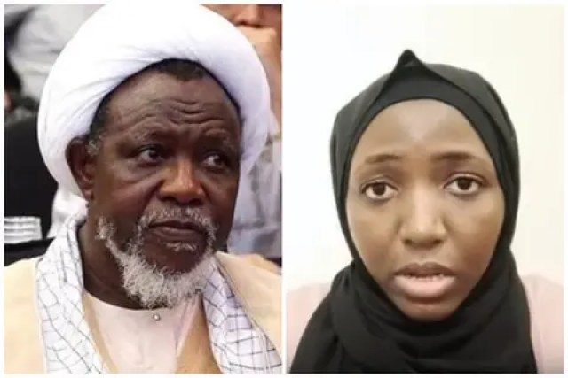 Image result for el-zakzaky daughter