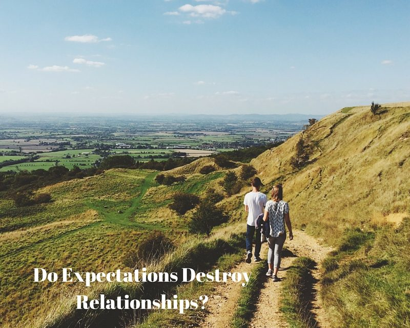 Do Expectations Destroy Relationships?
