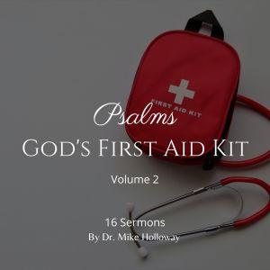 Psalms – God's First Aid Kit – Volume 2