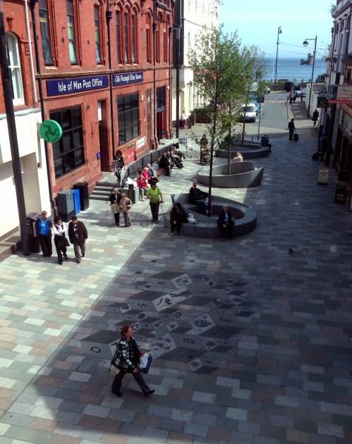 Aerial View - Regent St