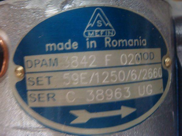 Топливный насос высокого давления Мефин F020 B2642874/2864 Балканкар/ Топливная аппаратура 020 Mefin / ТНВД Мефин ф020