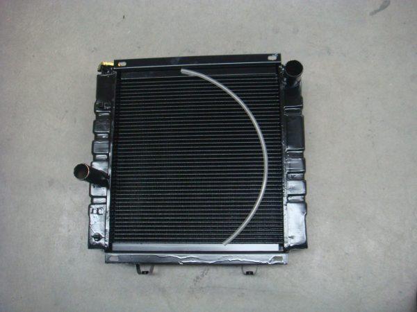 Радиатор водяной Д 3900 ДВ 1792 76.01.00.00.00.02-01 Балканкар