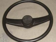 РУЛЬ Ф450 8173.00.00.00 / Рулевое колесо для электрокары ЕП 006, ЕП 011, самосвал ЕС 301, электропогрузчик ЕВ 717