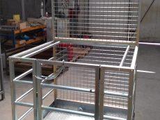 Рабочая платформа 1100х1150 / 250КГ. WB1010N 0.25 t